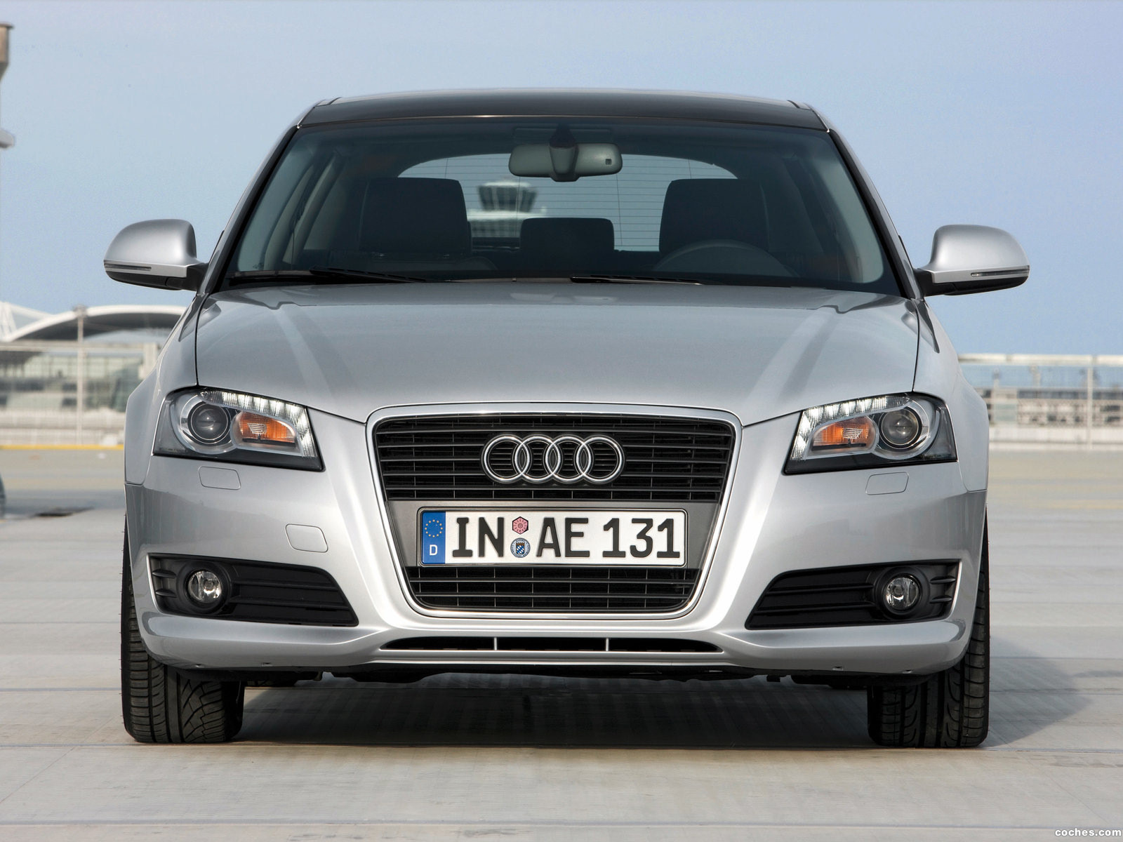Foto 1 de Audi A3 Sportback Facelift 2008