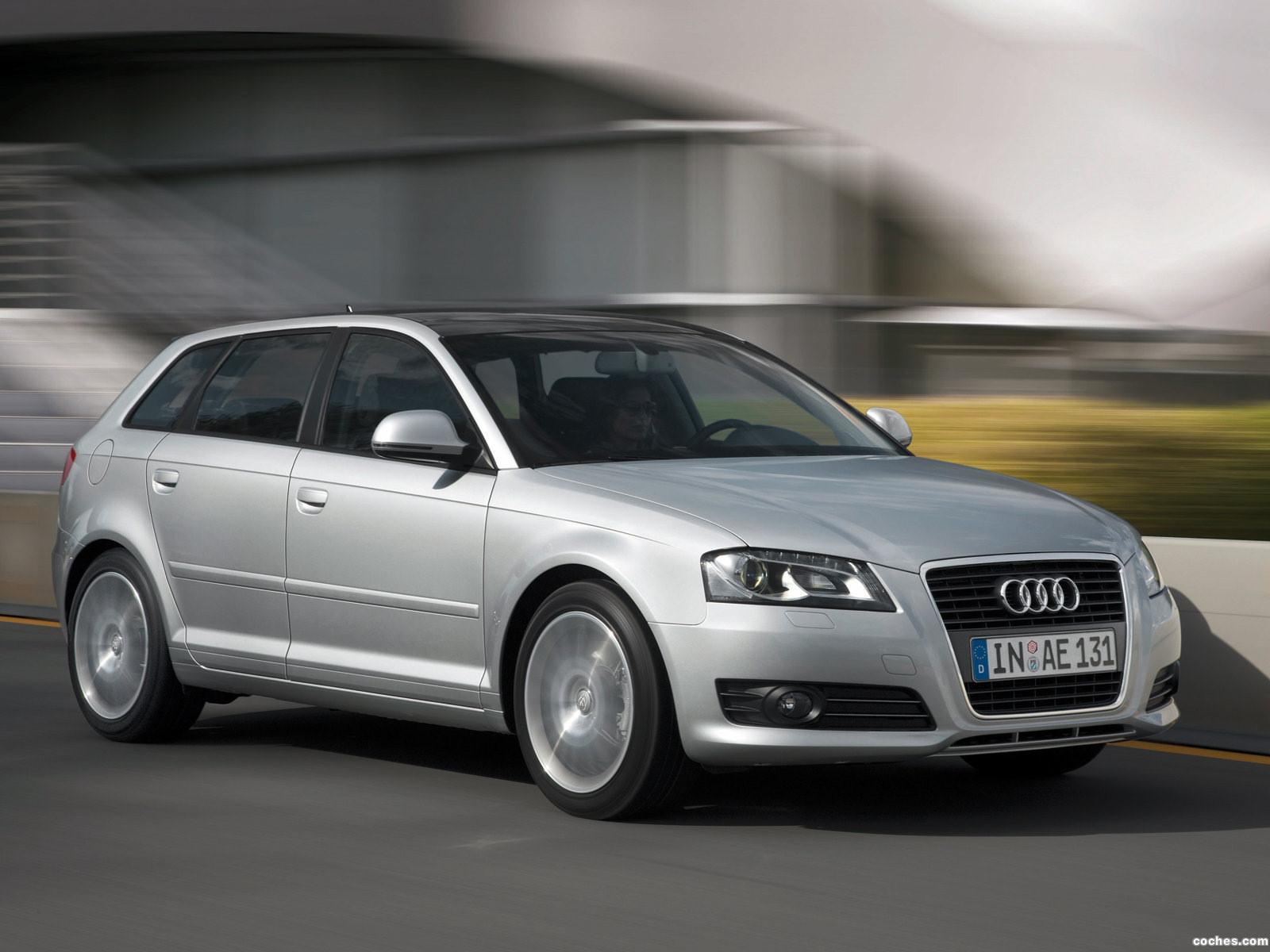 Foto 0 de Audi A3 Sportback Facelift 2008
