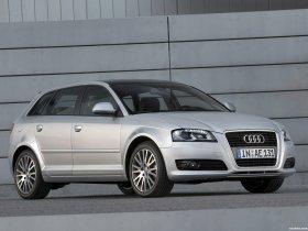 Ver foto 8 de Audi A3 Sportback Facelift 2008