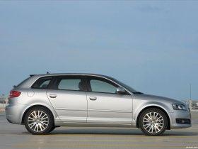 Ver foto 7 de Audi A3 Sportback Facelift 2008