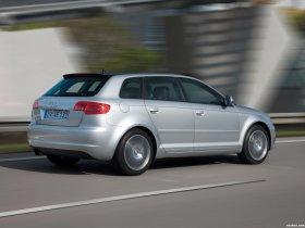 Ver foto 5 de Audi A3 Sportback Facelift 2008