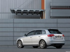 Ver foto 4 de Audi A3 Sportback Facelift 2008
