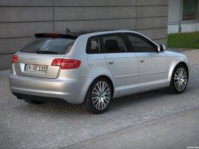 Ver foto 3 de Audi A3 Sportback Facelift 2008