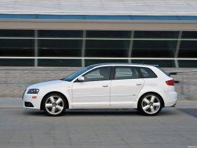 Ver foto 5 de Audi A3 Sportback S-Line USA 8PA 2008