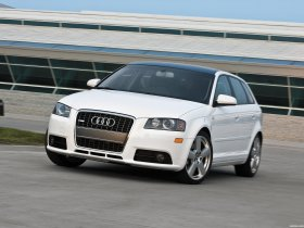 Ver foto 4 de Audi A3 Sportback S-Line USA 8PA 2008