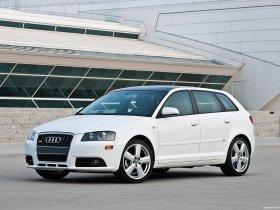 Ver foto 3 de Audi A3 Sportback S-Line USA 8PA 2008