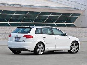 Ver foto 2 de Audi A3 Sportback S-Line USA 8PA 2008