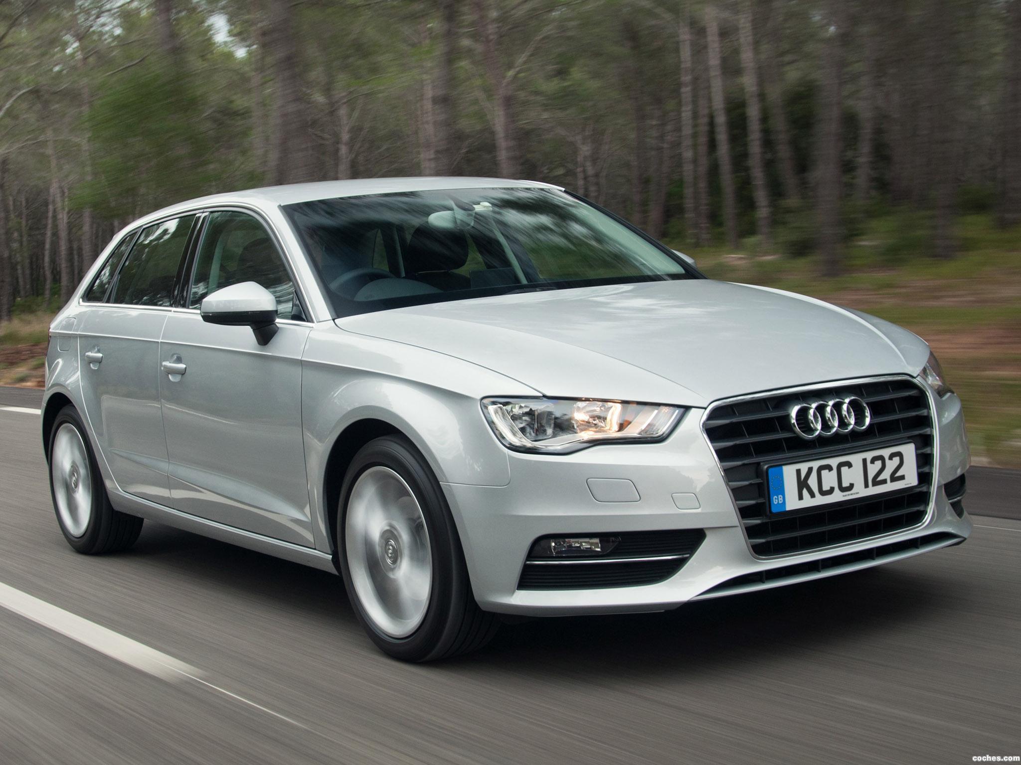 Foto 0 de Audi A3 Sportback SE UK 2013