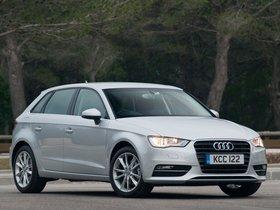Ver foto 4 de Audi A3 Sportback SE UK 2013
