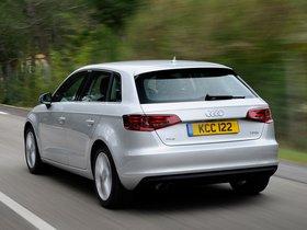 Ver foto 3 de Audi A3 Sportback SE UK 2013