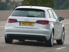 Ver foto 2 de Audi A3 Sportback SE UK 2013
