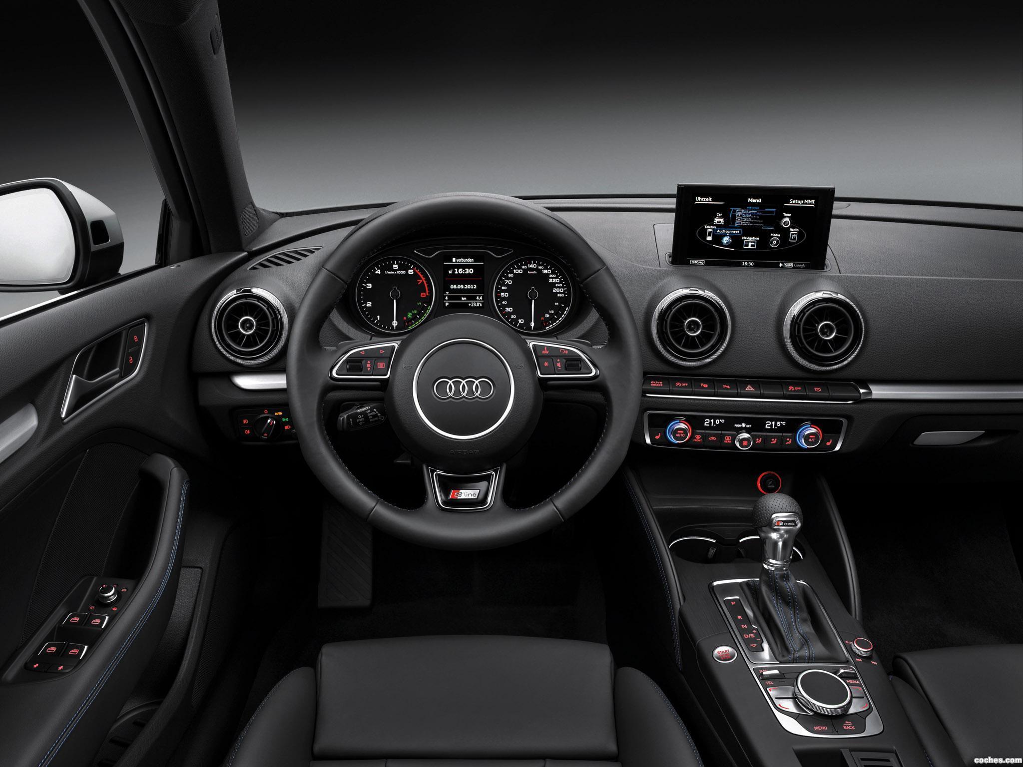 Foto 6 de Audi A3 Sportback TCNG 2013