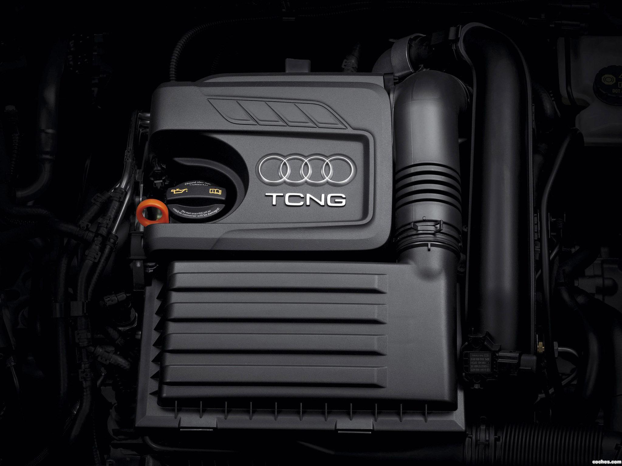 Foto 4 de Audi A3 Sportback TCNG 2013