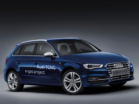 Ver foto 3 de Audi A3 Sportback TCNG 2013