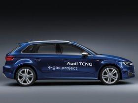 Ver foto 2 de Audi A3 Sportback TCNG 2013