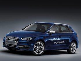 Ver foto 1 de Audi A3 Sportback TCNG 2013