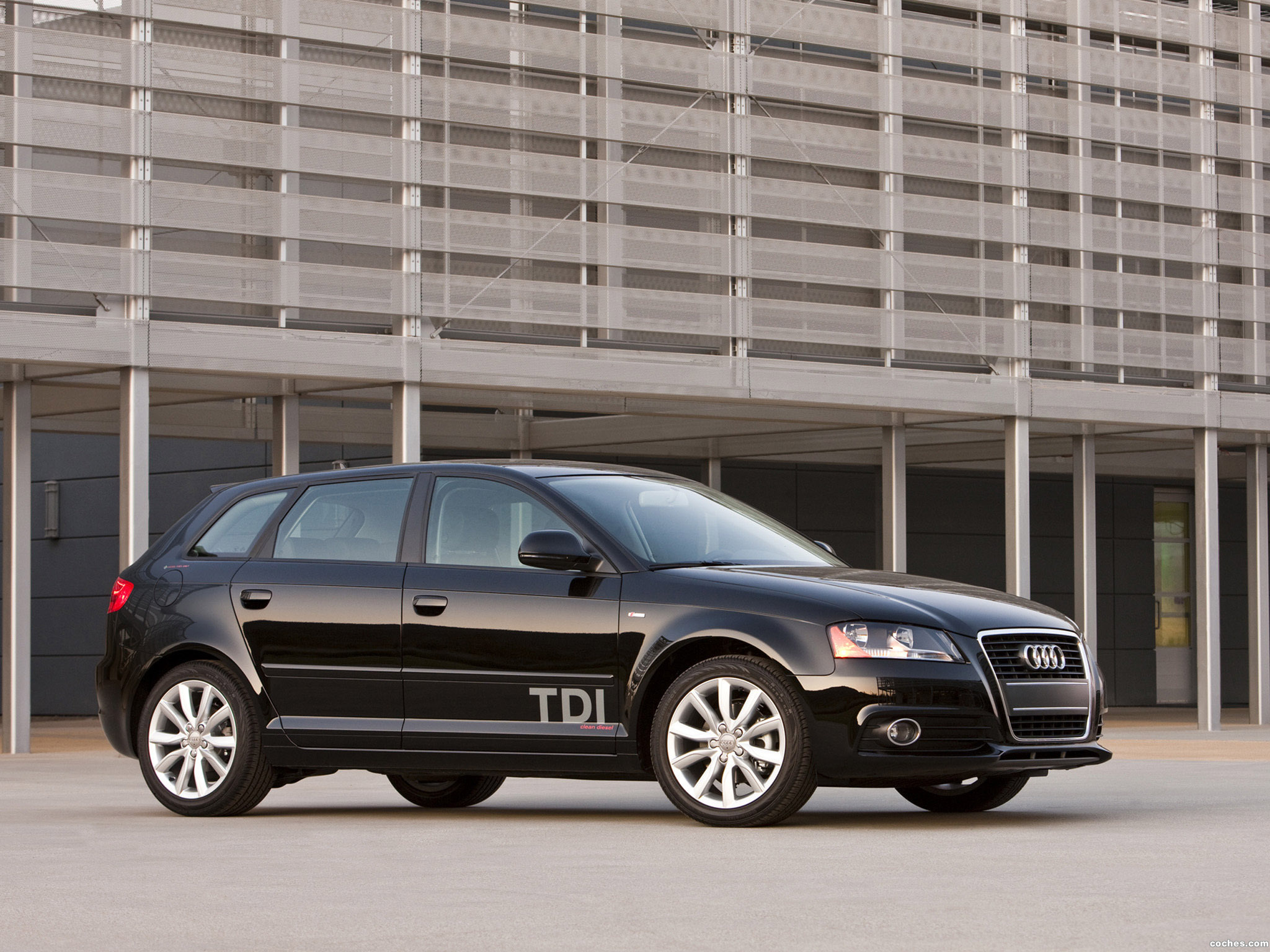 fotos de audi a3 sportback tdi clean diesel 8pa 2009 foto 5. Black Bedroom Furniture Sets. Home Design Ideas