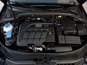Ver foto 7 de Audi A3 Sportback TDI Clean Diesel 8PA 2009