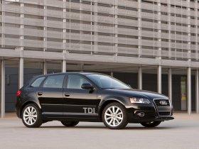 Ver foto 6 de Audi A3 Sportback TDI Clean Diesel 8PA 2009