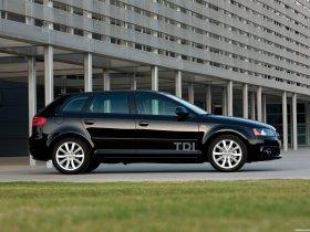 Ver foto 5 de Audi A3 Sportback TDI Clean Diesel 8PA 2009