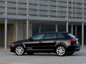 Ver foto 4 de Audi A3 Sportback TDI Clean Diesel 8PA 2009