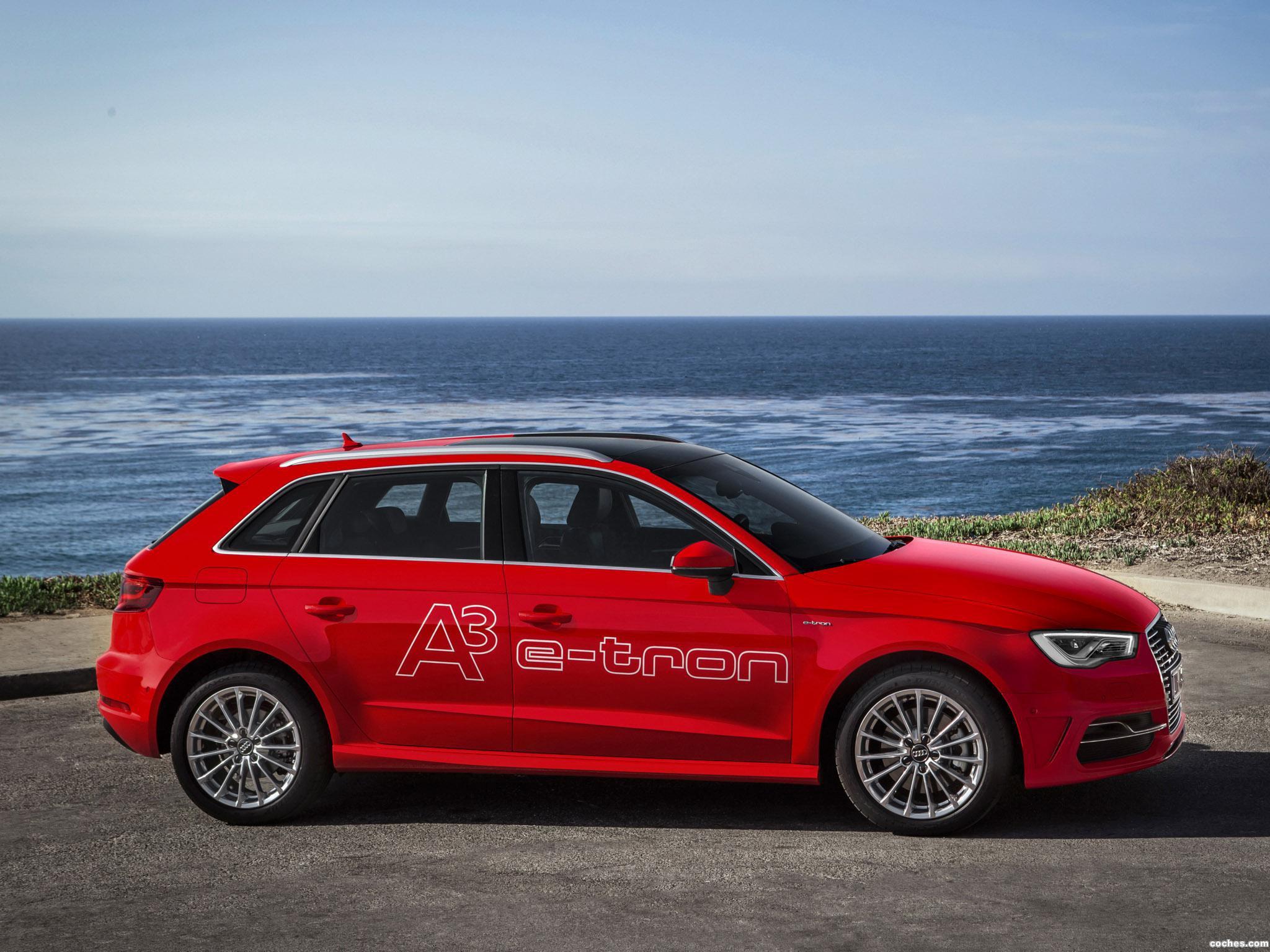 Foto 15 de Audi A3 Sportback e-Tron 2014