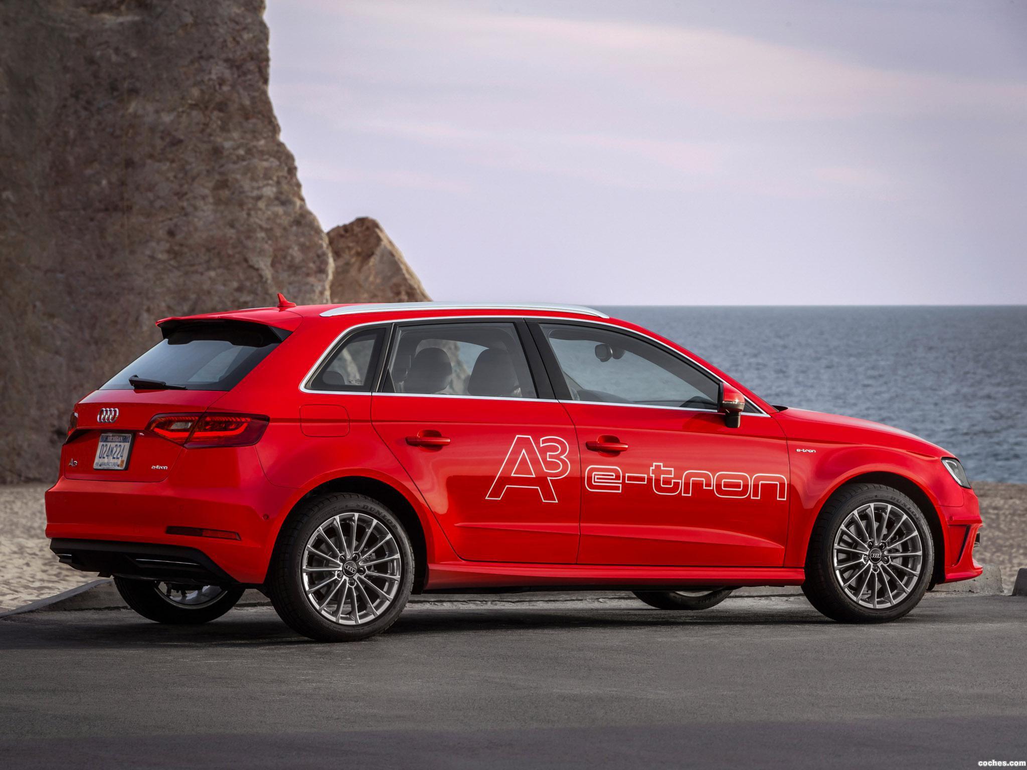 Foto 11 de Audi A3 Sportback e-Tron 2014