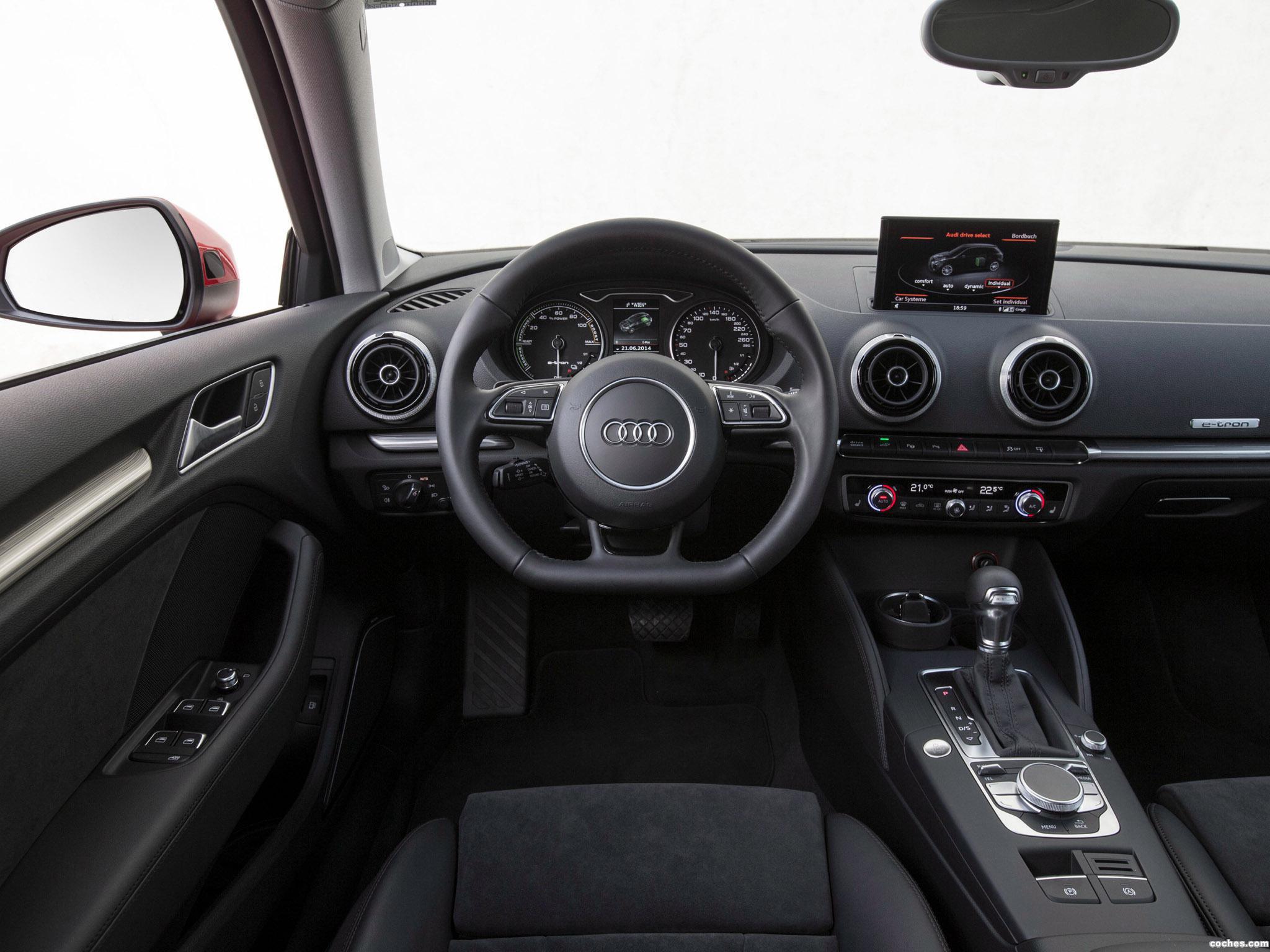 Foto 8 de Audi A3 Sportback e-Tron 2014