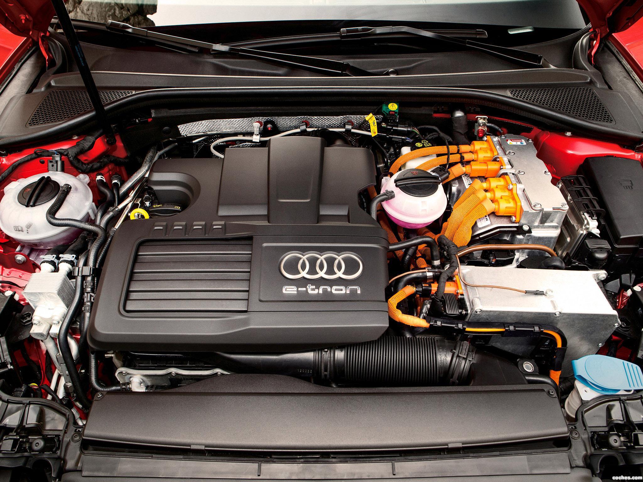 Foto 6 de Audi A3 Sportback e-Tron 2014