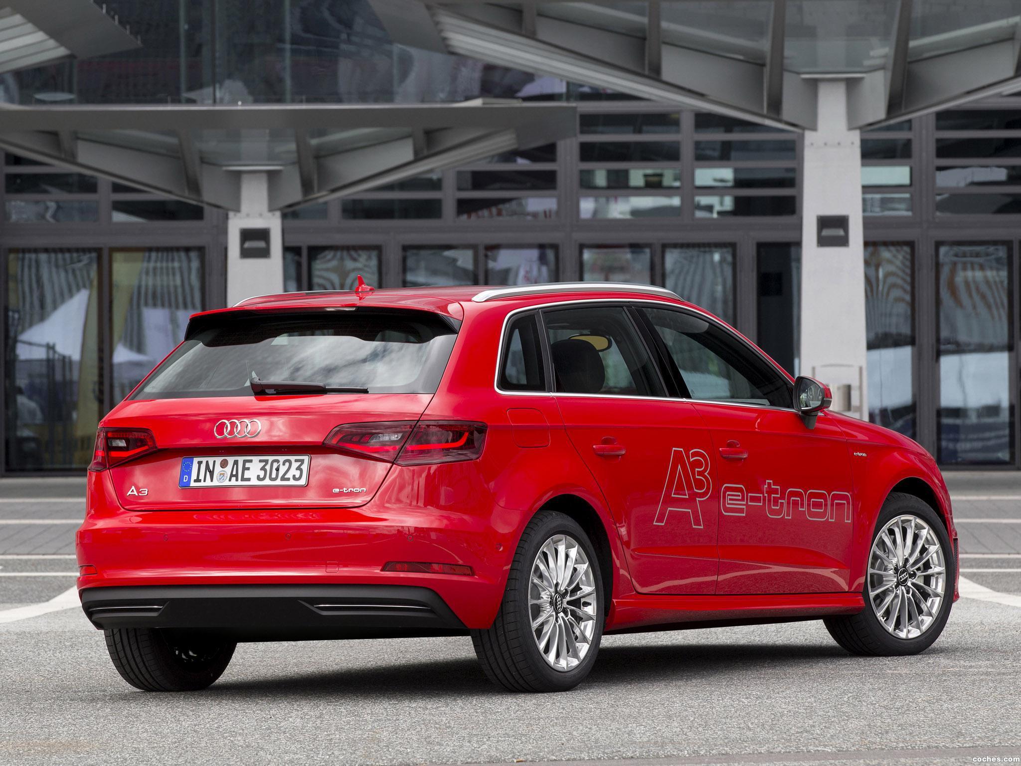 Foto 22 de Audi A3 Sportback e-Tron 2014