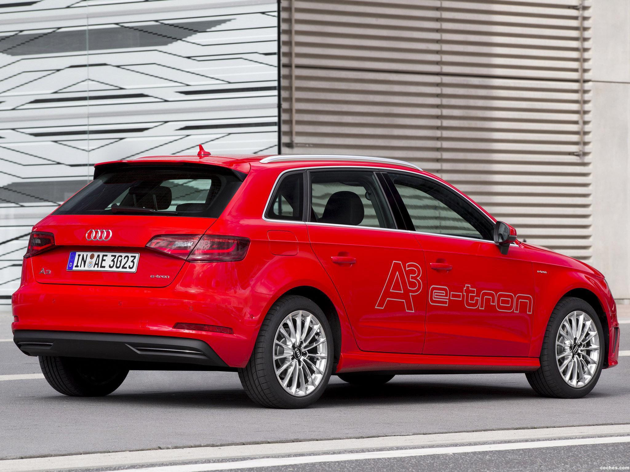 Foto 19 de Audi A3 Sportback e-Tron 2014