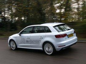 Ver foto 9 de Audi A3 Sportback e-Tron UK 2014