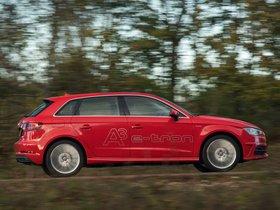 Ver foto 8 de Audi A3 Sportback e-Tron UK 2014