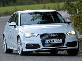 Ver foto 7 de Audi A3 Sportback e-Tron UK 2014