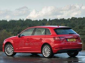 Ver foto 6 de Audi A3 Sportback e-Tron UK 2014