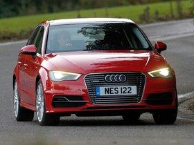 Ver foto 5 de Audi A3 Sportback e-Tron UK 2014