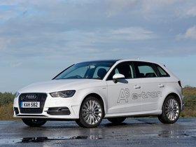 Ver foto 4 de Audi A3 Sportback e-Tron UK 2014