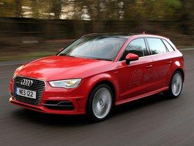 Ver foto 2 de Audi A3 Sportback e-Tron UK 2014