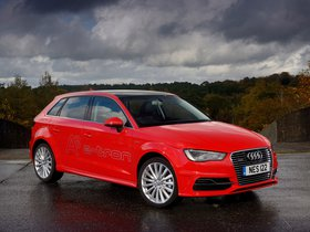 Ver foto 1 de Audi A3 Sportback e-Tron UK 2014