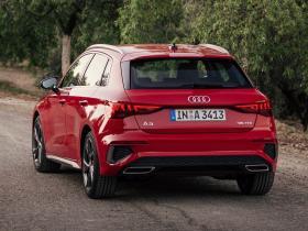 Ver foto 16 de Audi A3 Sportback 35 TDI S line 2020