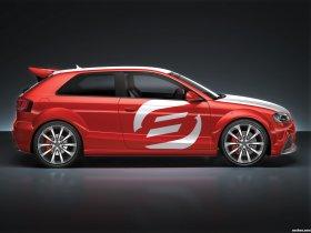 Ver foto 8 de Audi A3 TDI Clubsport Quattro Concept 2008