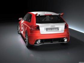 Ver foto 4 de Audi A3 TDI Clubsport Quattro Concept 2008