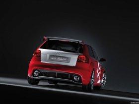 Ver foto 2 de Audi A3 TDI Clubsport Quattro Concept 2008