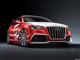 Fotos de Audi A3 TDI Clubsport Quattro Concept 2008