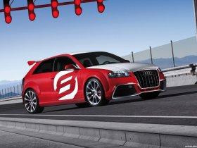 Ver foto 14 de Audi A3 TDI Clubsport Quattro Concept 2008