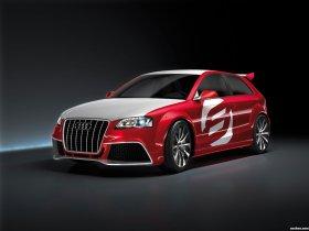 Ver foto 12 de Audi A3 TDI Clubsport Quattro Concept 2008