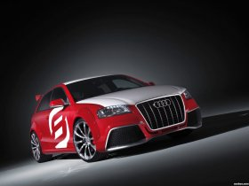 Ver foto 11 de Audi A3 TDI Clubsport Quattro Concept 2008
