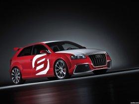 Ver foto 10 de Audi A3 TDI Clubsport Quattro Concept 2008