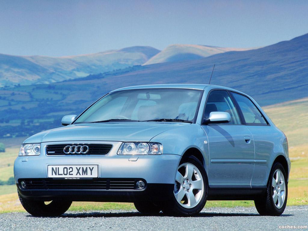 Foto 0 de Audi A3 UK 2000