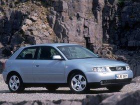 Ver foto 3 de Audi A3 UK 2000